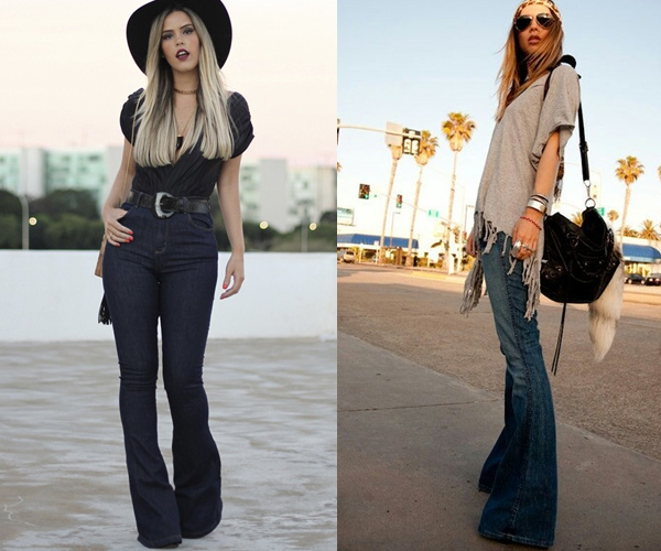 Flare - Jeans